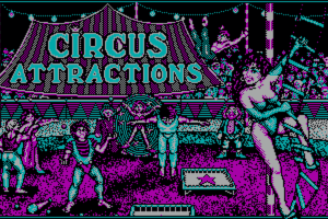 Circus Attractions 1