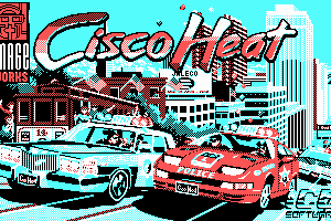 Cisco Heat: All American Police Car Race 11