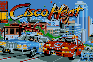 Cisco Heat: All American Police Car Race 1