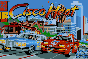 Cisco Heat: All American Police Car Race 0