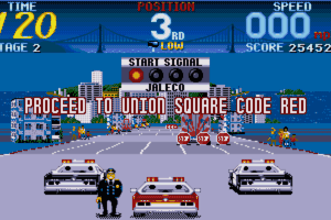 Cisco Heat: All American Police Car Race abandonware