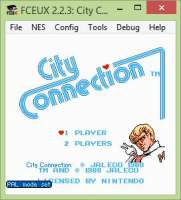 City Connection 0