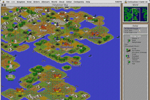 Civilization II (Multiplayer Gold Edition) abandonware