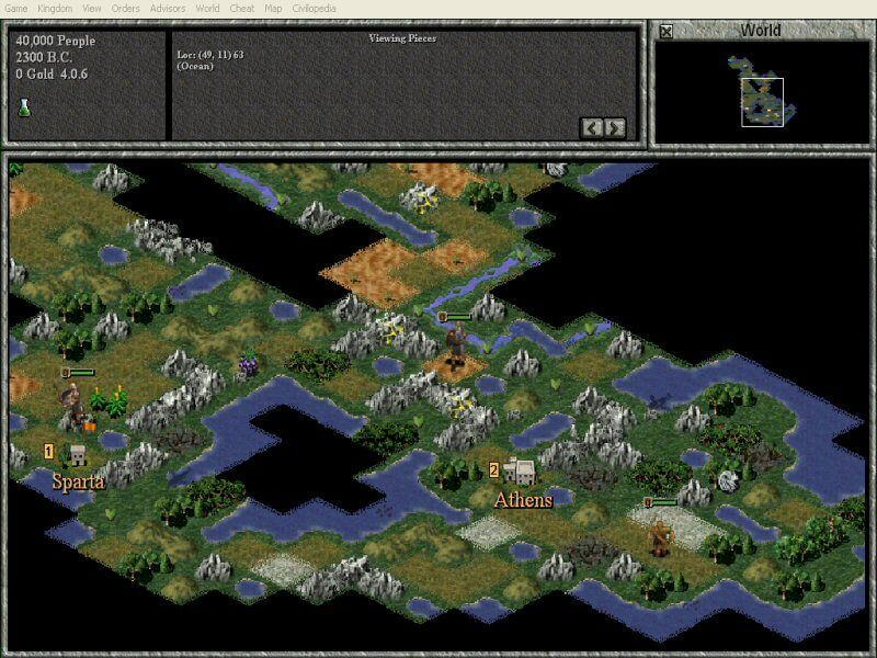 Civilization 2 test of time free download full version