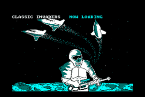 Classic Invaders 0