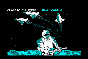 Classic Invaders 4