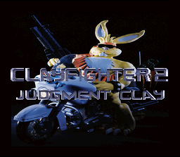 Clay Fighter 2: Judgement Clay 0