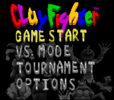 Clay Fighter: Tournament Edition 1