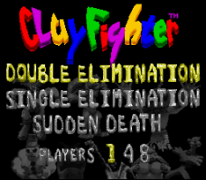 Clay Fighter: Tournament Edition 2