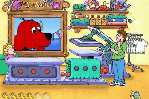 Clifford the Big Red Dog: Reading abandonware