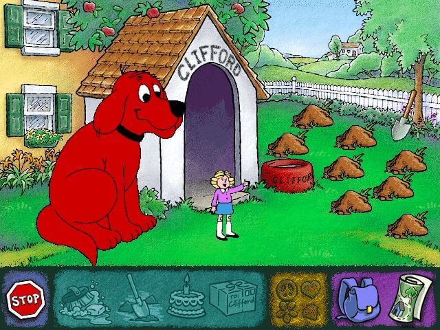Download Clifford The Big Red Dog  Thinking Adventures