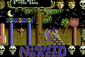 Clive Barker's Nightbreed: The Action Game 2