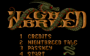 Clive Barker's Nightbreed: The Action Game abandonware