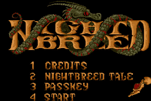 Clive Barker's Nightbreed: The Action Game 0