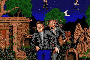 Clive Barker's Nightbreed: The Interactive Movie 7