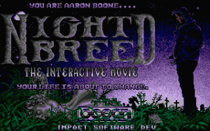 Clive Barker's Nightbreed: The Interactive Movie 0