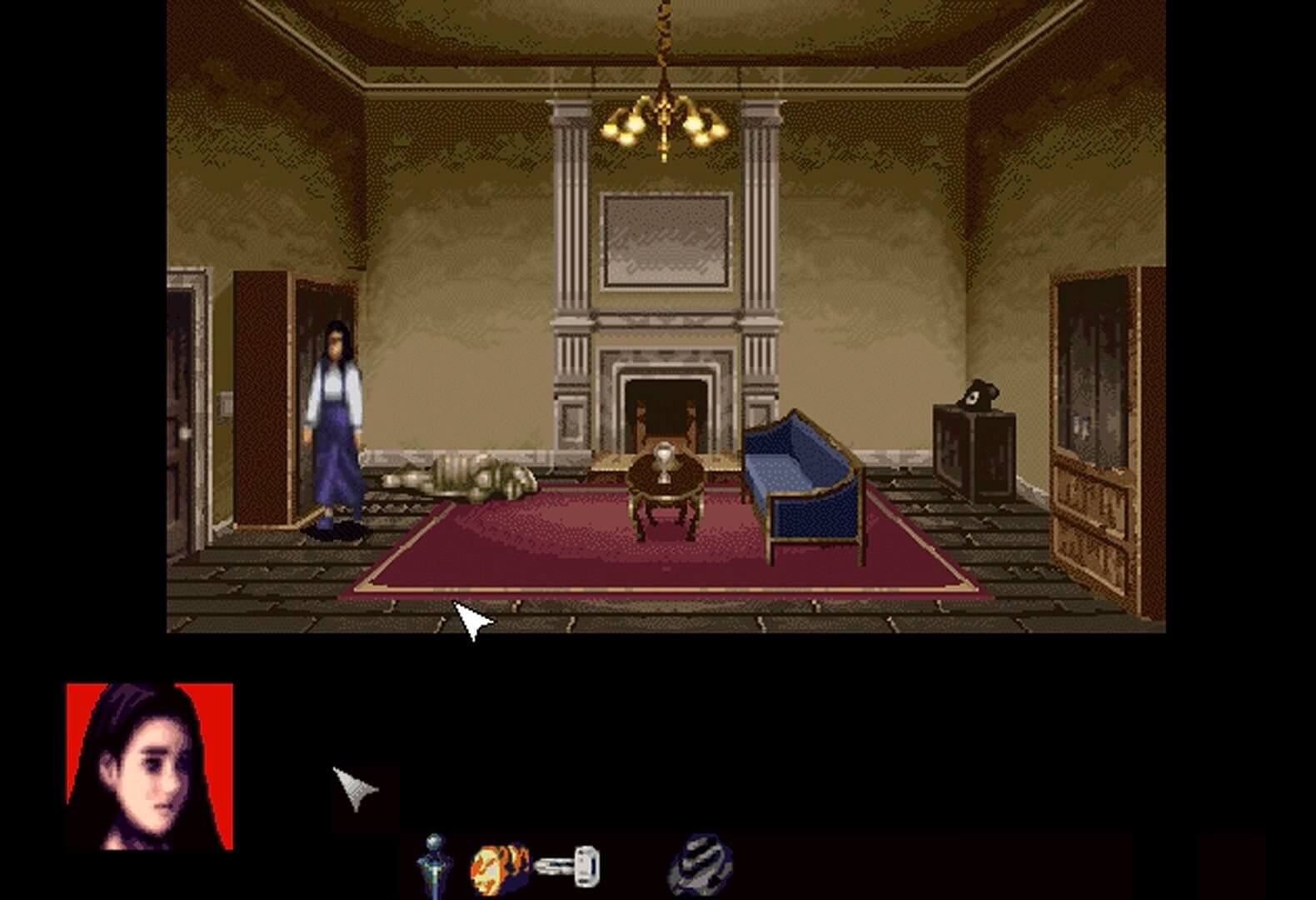 [Análise Retro Game] - Clock Tower The First Fear - SNES/PS1/WS Clock-tower_7