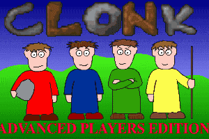 Clonk Advanced Players Edition 0