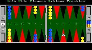 Club Backgammon abandonware