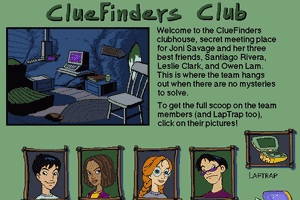 ClueFinders: Mystery Mansion Arcade 7
