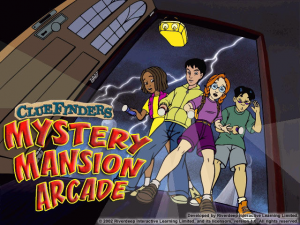 ClueFinders: Mystery Mansion Arcade 0