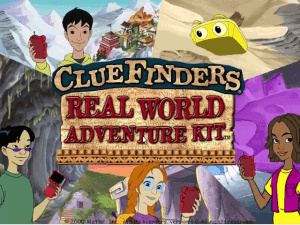 ClueFinders: Real World Adventure Kit 0