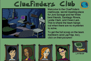 ClueFinders: The Incredible Toy Store Adventure 1