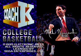 Coach K College Basketball 0