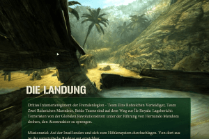 Code of Honor 2: Conspiracy Island abandonware