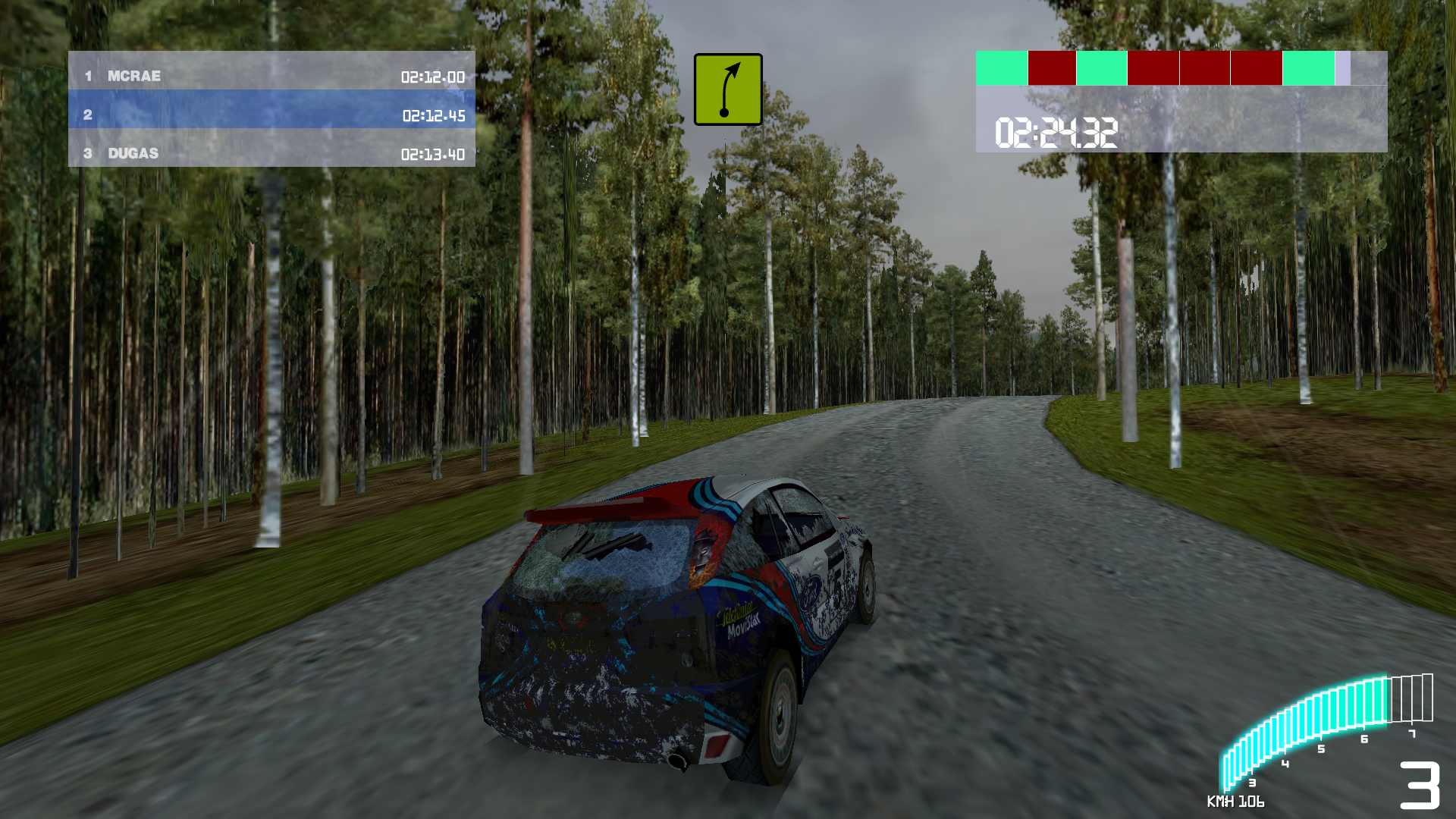 Buy colin mcrae rally + gift (steam gift / ru + cis) and download.