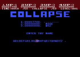 Collapse 6