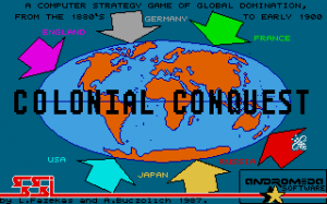 Colonial Conquest 0