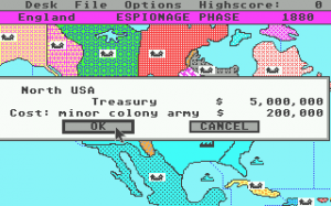 Colonial Conquest abandonware