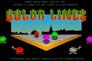 Color Lines abandonware
