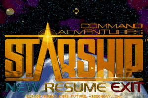 Command Adventures: Starship 0