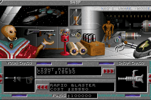 Command Adventures: Starship abandonware