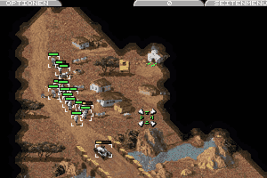 Command & Conquer abandonware