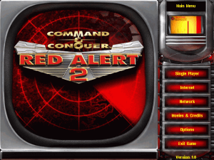 Command & Conquer: Red Alert 2 0
