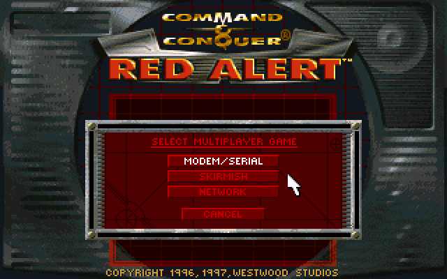 Command & Conquer: Red Alert 0