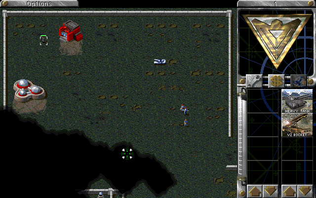 Command & Conquer Red Alert The Aftermath