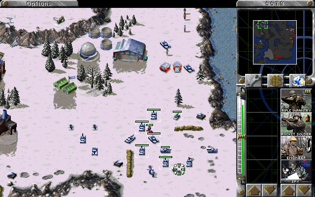 Command & Conquer Communications Center