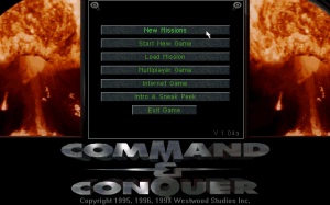 Command & Conquer: Special Gold Edition 0