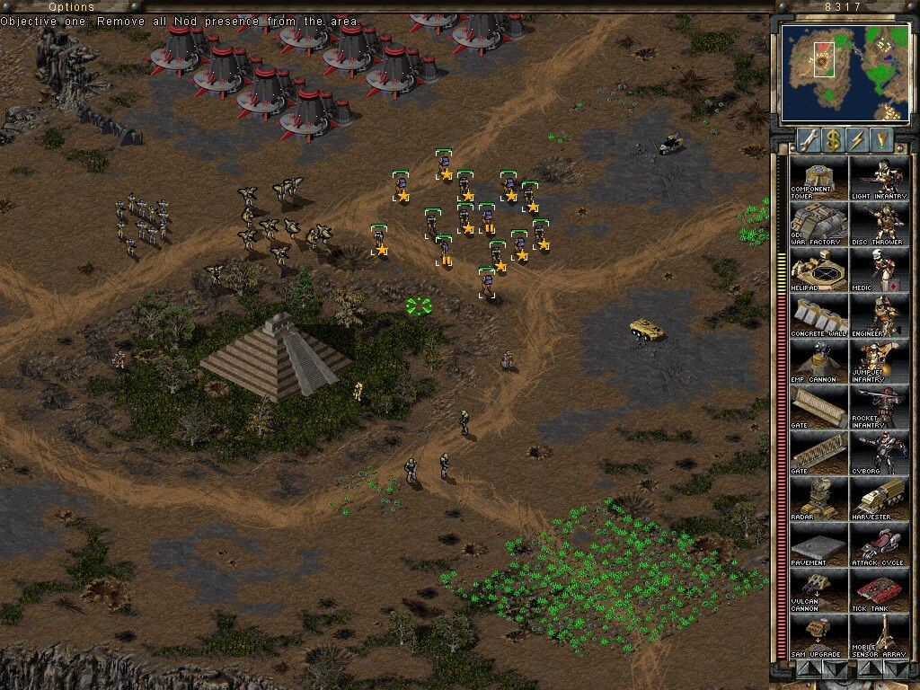 Download Command Amp Conquer Tiberian Sun Windows My