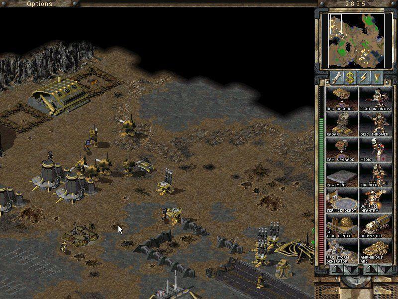 domination Total annihilation world