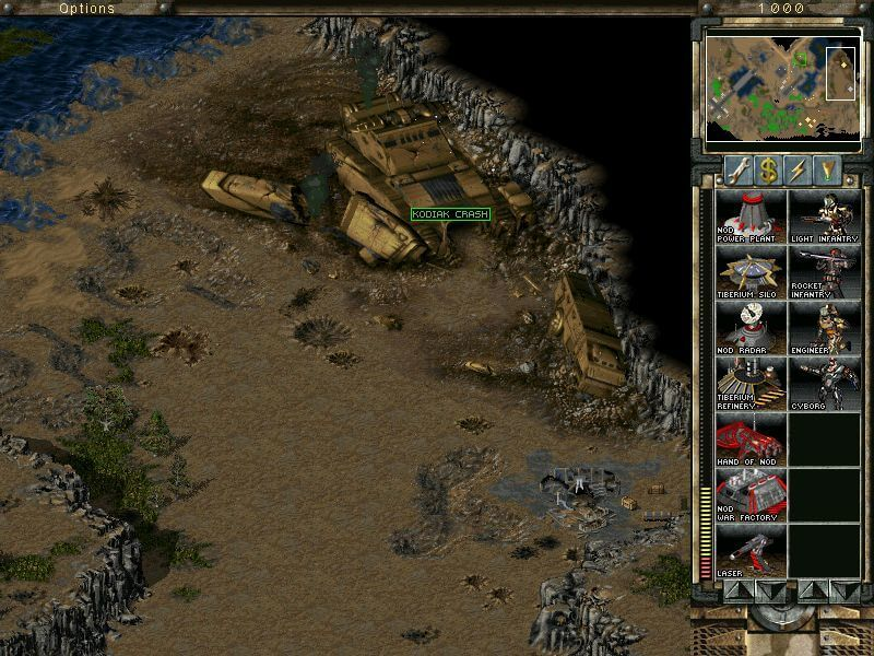 command and conquer soleil de tiberium+firestorm