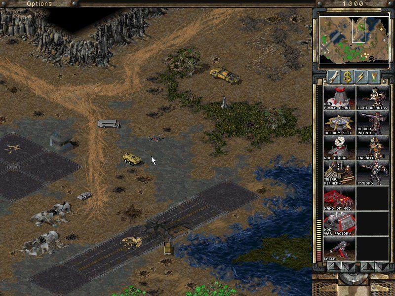 Total annihilation world domination