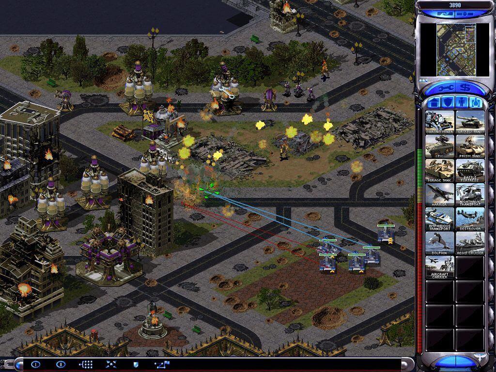 Command Conquer Скачать Торрент - фото 7