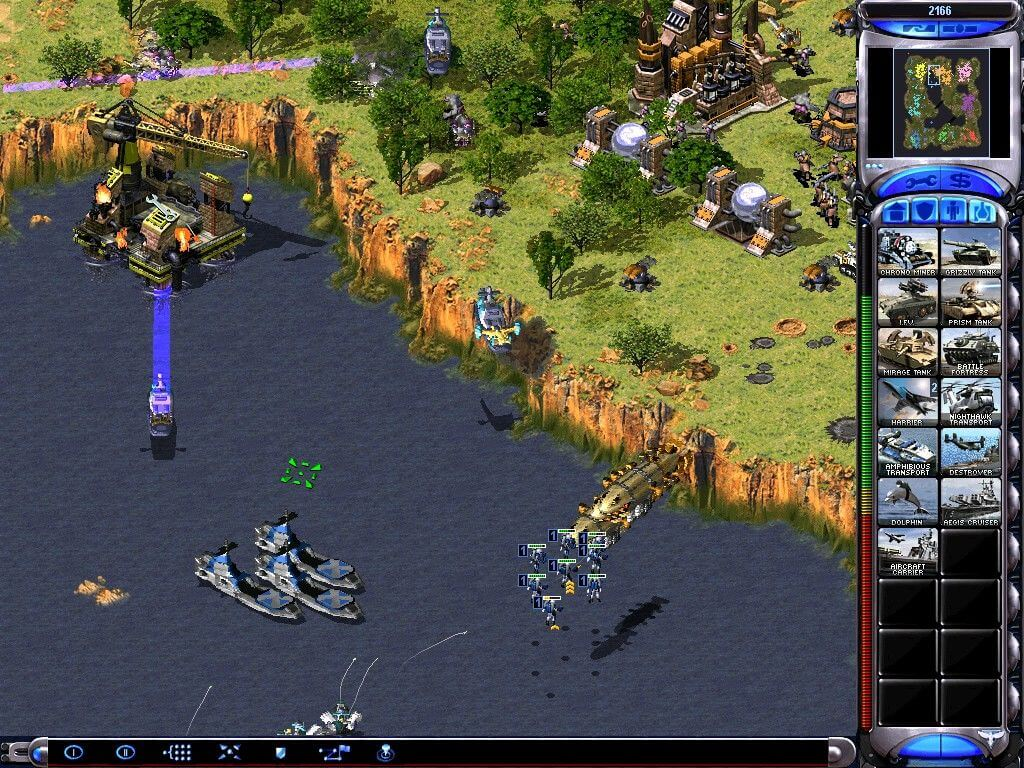 how to download command and conquer