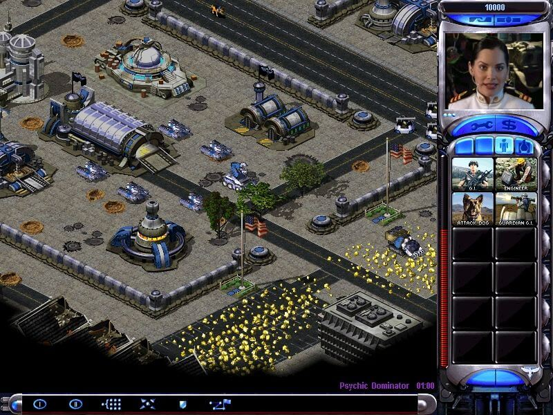 command conquer online