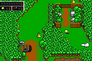 Commander Keen 4: Secret of the Oracle abandonware